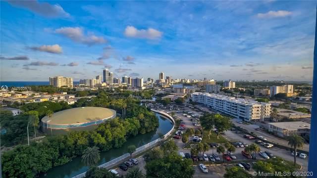 7441 Wayne Ave 12M, Miami Beach, FL 33141 (MLS #A10930975) :: Prestige Realty Group
