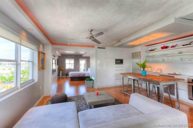 1545 Euclid Ave 5A, Miami Beach, FL 33139 (MLS #A10930989) :: Prestige Realty Group