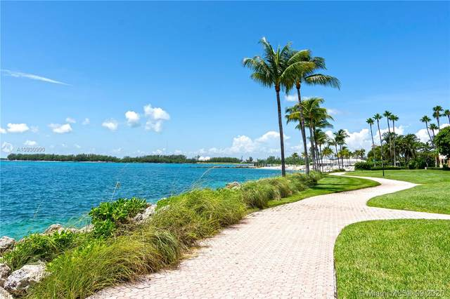 19112 Fisher Island Dr #19112, Fisher Island, FL 33109 (#A10930990) :: Posh Properties