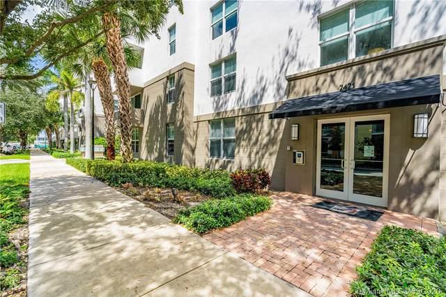 2421 NE 65th St #601, Fort Lauderdale, FL 33308 (MLS #A10930996) :: The Paiz Group