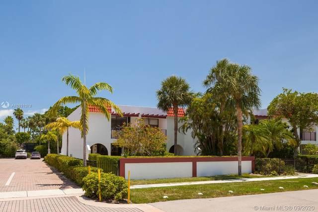 350 Grapetree Dr #416, Key Biscayne, FL 33149 (MLS #A10931078) :: Berkshire Hathaway HomeServices EWM Realty