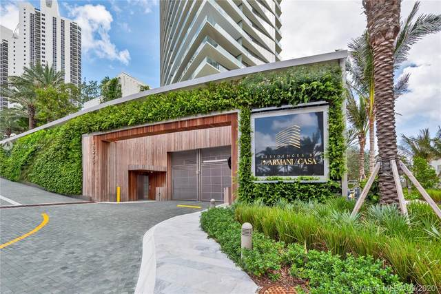 18975 Collins Ave #3804, Sunny Isles Beach, FL 33160 (MLS #A10931132) :: Ray De Leon with One Sotheby's International Realty