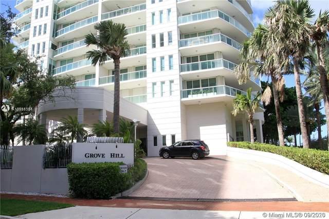 2645 S Bayshore #1002, Miami, FL 33133 (MLS #A10931134) :: The Riley Smith Group