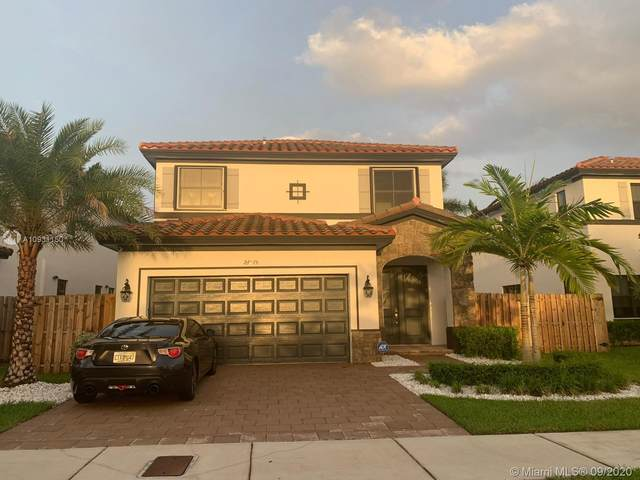 24875 SW 117th Ct, Homestead, FL 33032 (MLS #A10931150) :: Re/Max PowerPro Realty