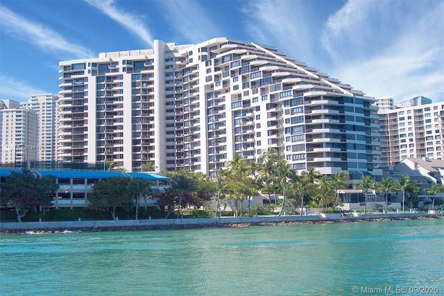 520 Brickell Key Dr A1215, Miami, FL 33131 (MLS #A10931176) :: The Pearl Realty Group