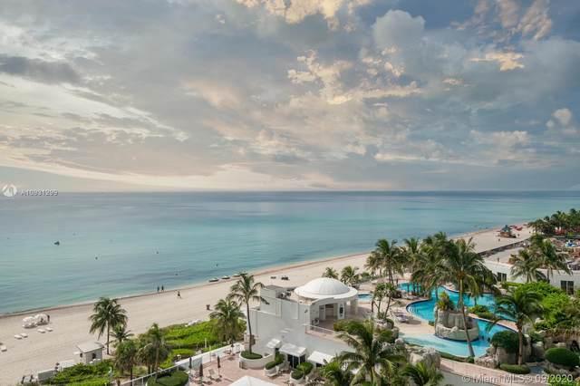 18101 Collins Ave #1002, Sunny Isles Beach, FL 33160 (MLS #A10931299) :: Berkshire Hathaway HomeServices EWM Realty