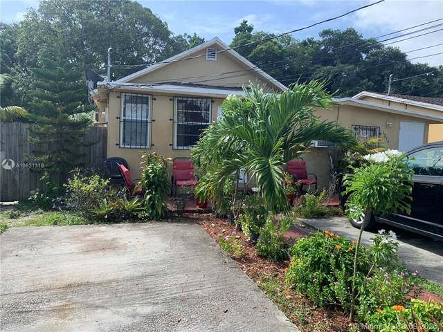 1352 NW 27th St, Miami, FL 33142 (MLS #A10931319) :: Berkshire Hathaway HomeServices EWM Realty