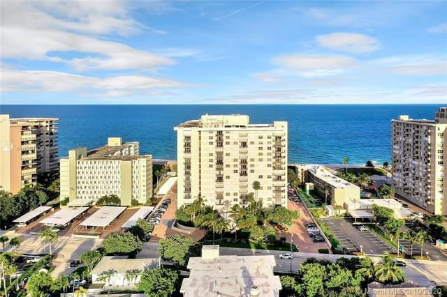 1900 S Ocean Blvd 14N, Lauderdale By The Sea, FL 33062 (MLS #A10931330) :: Carole Smith Real Estate Team