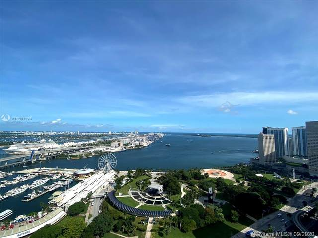 244 Biscayne Blvd #3703, Miami, FL 33132 (MLS #A10931374) :: Re/Max PowerPro Realty