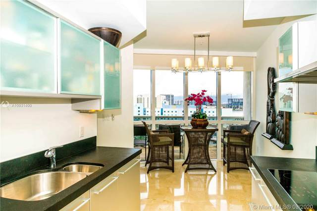 18201 Collins Ave 901A, Sunny Isles Beach, FL 33160 (MLS #A10931400) :: Re/Max PowerPro Realty