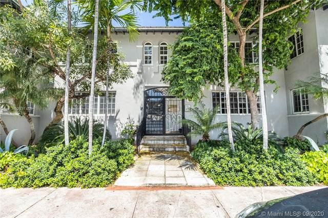 1551 West Ave #4, Miami Beach, FL 33139 (MLS #A10931405) :: The Paiz Group
