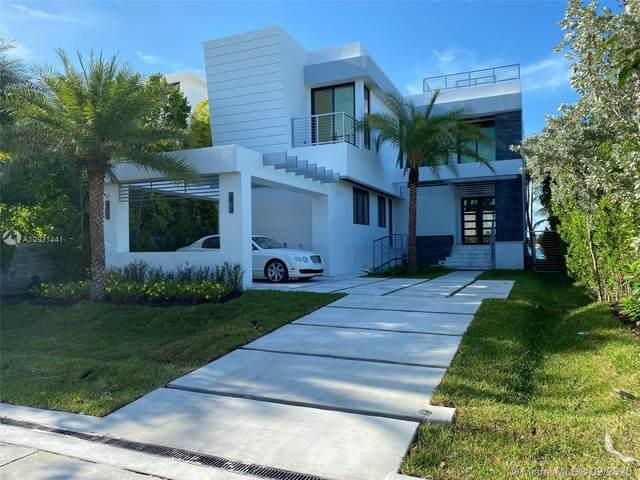 1311 Stillwater Dr, Miami Beach, FL 33141 (MLS #A10931441) :: Prestige Realty Group
