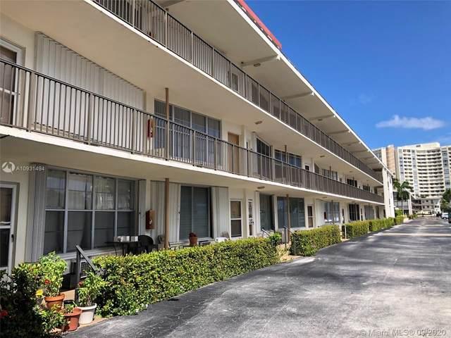 3177 S Ocean Dr #222, Hallandale Beach, FL 33009 (MLS #A10931494) :: Berkshire Hathaway HomeServices EWM Realty