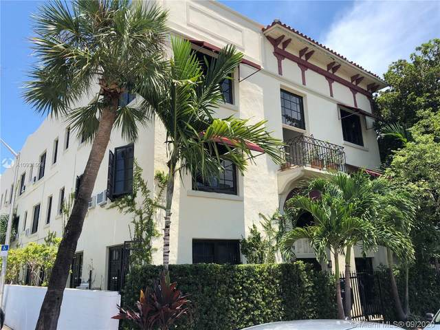1619 Jefferson Ave #12, Miami Beach, FL 33139 (MLS #A10931509) :: Ray De Leon with One Sotheby's International Realty