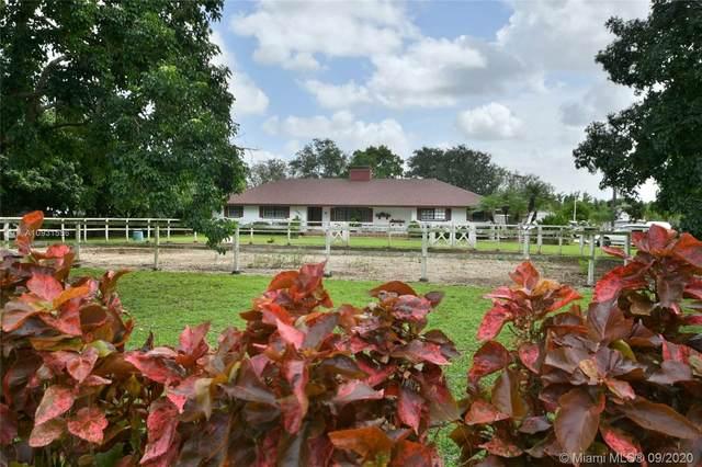 25851 SW 217th Ave, Homestead, FL 33031 (MLS #A10931556) :: Miami Villa Group