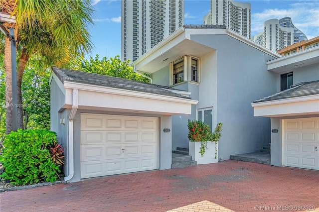 202 Poinciana Dr #102, Sunny Isles Beach, FL 33160 (MLS #A10931611) :: The Teri Arbogast Team at Keller Williams Partners SW