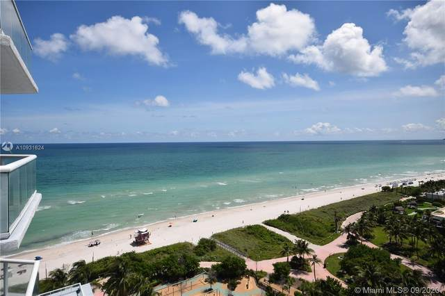 6515 Collins Ave #1407, Miami Beach, FL 33141 (MLS #A10931624) :: Ray De Leon with One Sotheby's International Realty