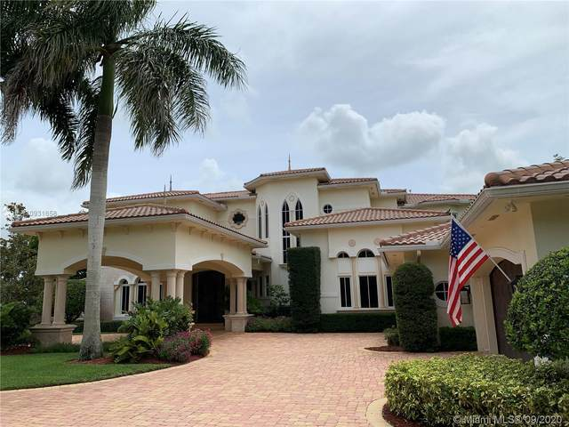 2920 Hunter Road, Weston, FL 33331 (MLS #A10931658) :: The Paiz Group