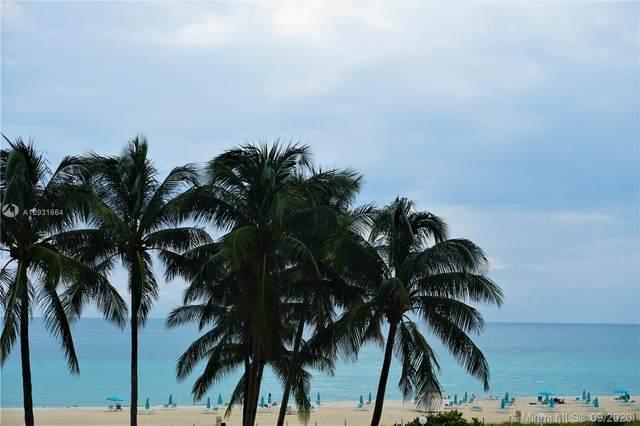 5757 Collins Ave #504, Miami Beach, FL 33140 (MLS #A10931664) :: Albert Garcia Team