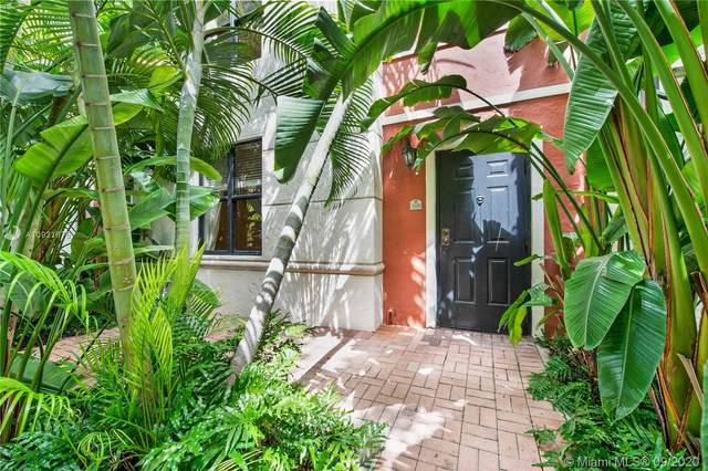 888 S Douglas Rd #109, Coral Gables, FL 33134 (MLS #A10931675) :: Ray De Leon with One Sotheby's International Realty