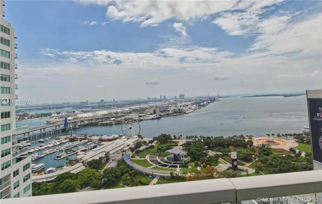 253 NE 2nd St #3305, Miami, FL 33132 (MLS #A10931774) :: ONE Sotheby's International Realty