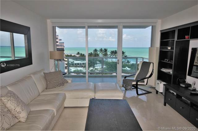 5151 Collins Ave #835, Miami Beach, FL 33140 (MLS #A10931775) :: Prestige Realty Group
