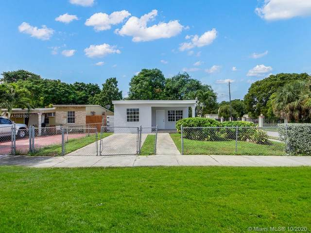 14270 NW 22nd Ct, Opa-Locka, FL 33054 (MLS #A10931807) :: Berkshire Hathaway HomeServices EWM Realty