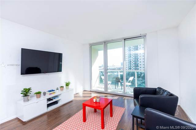 19380 Collins Ave #727, Sunny Isles Beach, FL 33160 (MLS #A10931834) :: The Pearl Realty Group