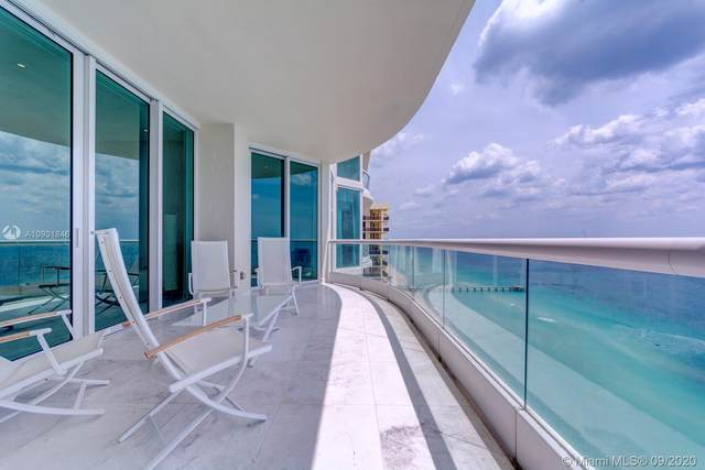 16051 Collins Ave #2702, Sunny Isles Beach, FL 33160 (MLS #A10931846) :: Re/Max PowerPro Realty