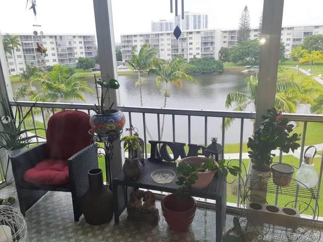 2855 Leonard Dr #410, Aventura, FL 33160 (MLS #A10931873) :: Ray De Leon with One Sotheby's International Realty