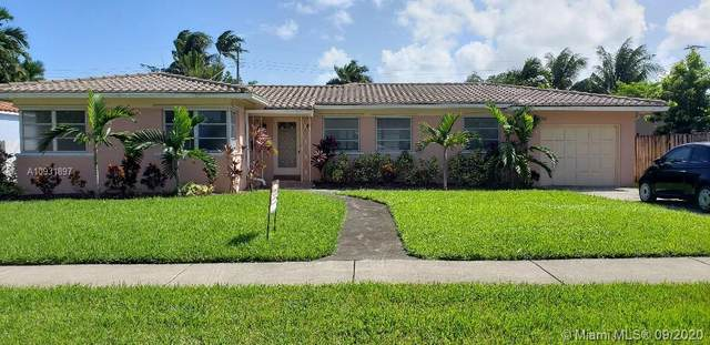 1434 Monroe St, Hollywood, FL 33020 (MLS #A10931897) :: Castelli Real Estate Services