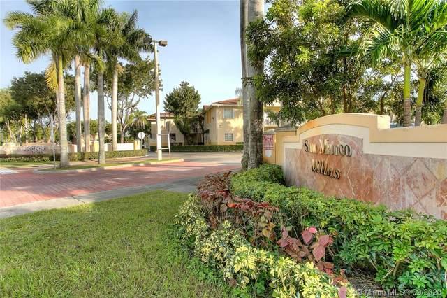 6990 NW 179th St 202-2, Hialeah, FL 33015 (MLS #A10931949) :: Albert Garcia Team