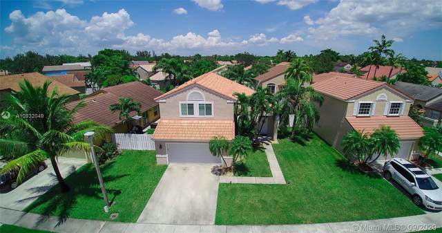 18161 NW 18th St, Pembroke Pines, FL 33029 (MLS #A10932049) :: Castelli Real Estate Services