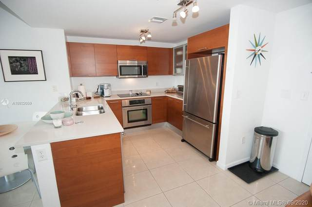 3250 NE 1st Ave #706, Miami, FL 33137 (MLS #A10932059) :: The Jack Coden Group