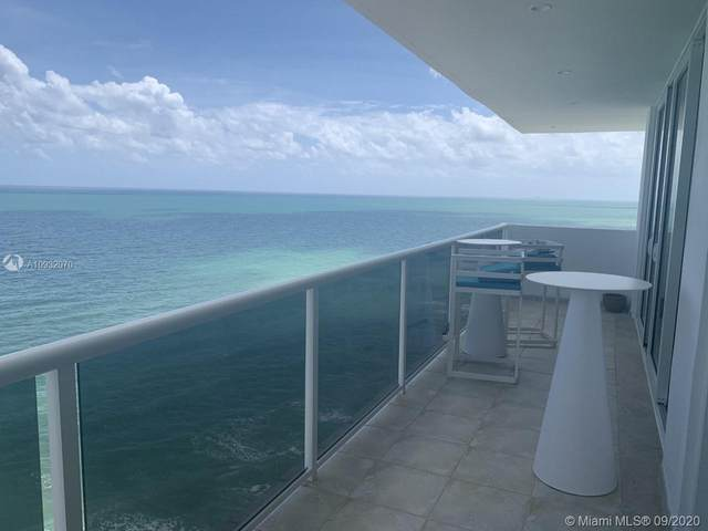 3725 S Ocean Dr Ph01, Hollywood, FL 33019 (MLS #A10932070) :: Berkshire Hathaway HomeServices EWM Realty