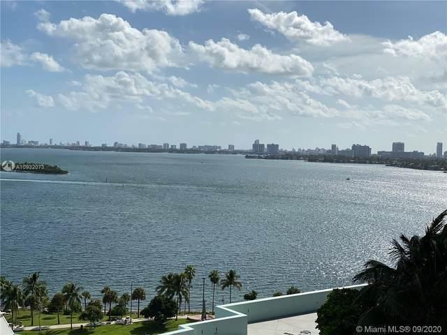 1900 N Bayshore Dr #1412, Miami, FL 33132 (MLS #A10932073) :: Re/Max PowerPro Realty