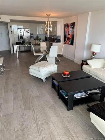 2780 NE 183rd St #1515, Aventura, FL 33160 (MLS #A10932076) :: Berkshire Hathaway HomeServices EWM Realty