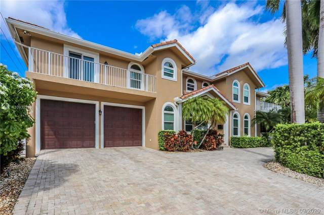 850 N 11th Ave, Hollywood, FL 33019 (MLS #A10932202) :: The Teri Arbogast Team at Keller Williams Partners SW