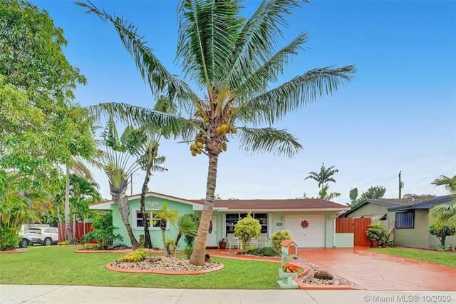 6600 Arthur St, Hollywood, FL 33024 (MLS #A10932390) :: Jo-Ann Forster Team