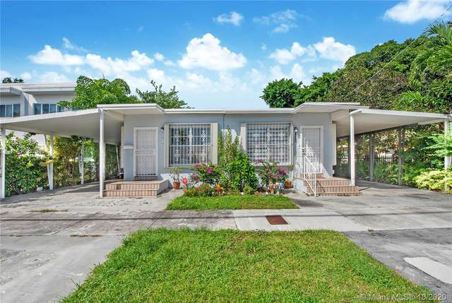 2870 SW 37th Ct, Miami, FL 33134 (MLS #A10932395) :: Berkshire Hathaway HomeServices EWM Realty