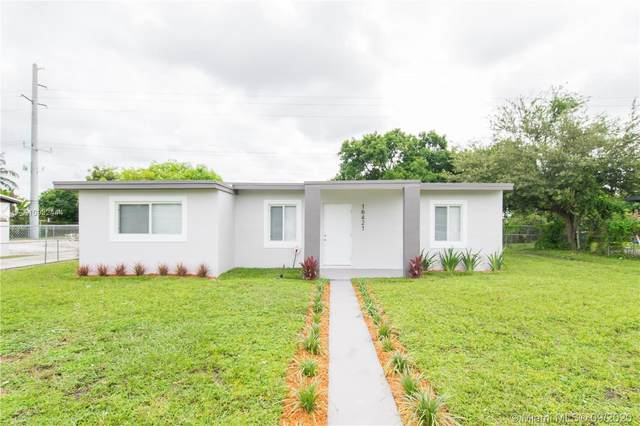16421 NW 19th Ave, Miami Gardens, FL 33054 (MLS #A10932444) :: The Jack Coden Group
