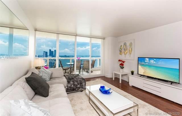 1717 N Bayshore Dr A-3736, Miami, FL 33132 (MLS #A10932511) :: Berkshire Hathaway HomeServices EWM Realty