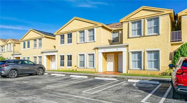 9187 Fontainebleau Blvd #407, Miami, FL 33172 (MLS #A10932528) :: Lifestyle International Realty