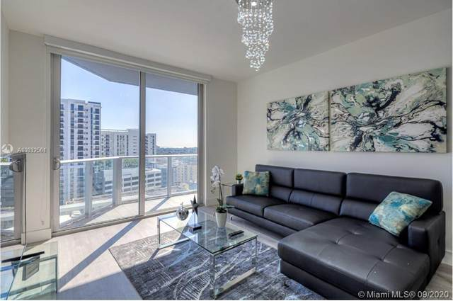 1010 SW 2nd Ave #1201, Miami, FL 33130 (MLS #A10932561) :: The Teri Arbogast Team at Keller Williams Partners SW
