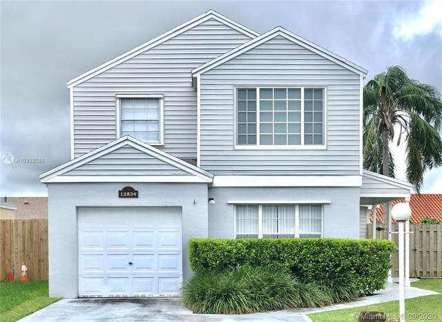 12834 SW 146th Ln, Miami, FL 33186 (MLS #A10932586) :: The Jack Coden Group