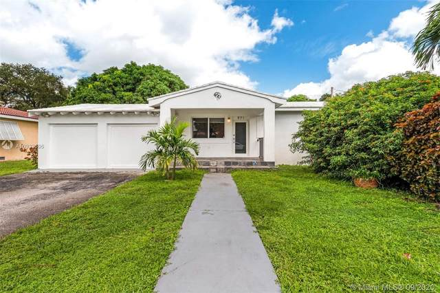 971 NE 115th St, Biscayne Park, FL 33161 (MLS #A10932606) :: Ray De Leon with One Sotheby's International Realty