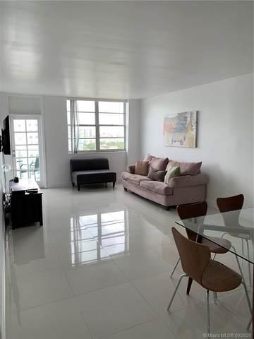 19370 Collins Ave #1416, Sunny Isles Beach, FL 33160 (MLS #A10932692) :: Berkshire Hathaway HomeServices EWM Realty
