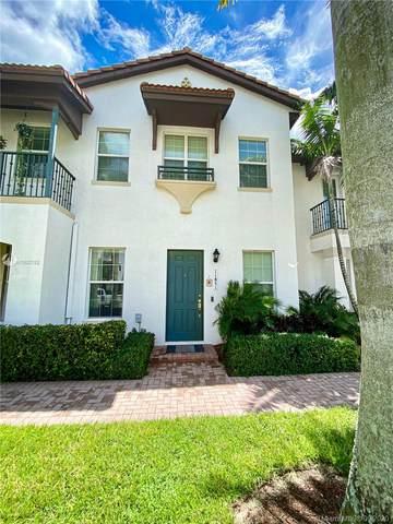 11851 SW 26th St #11851, Miramar, FL 33025 (MLS #A10932752) :: ONE | Sotheby's International Realty