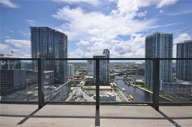 68 SE 6 ST #2208, Miami, FL 33131 (MLS #A10932772) :: Miami Villa Group