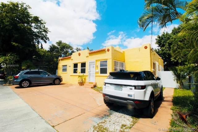1665 SW 19th Ter #1665, Miami, FL 33145 (MLS #A10932775) :: Miami Villa Group